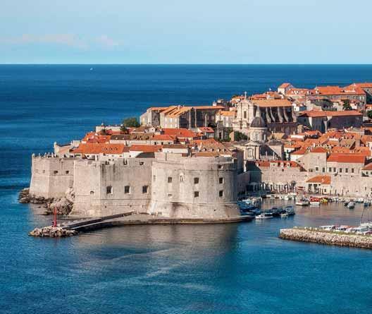 Pearl King Travel - City Breaks - Dubrovnik, Croatia