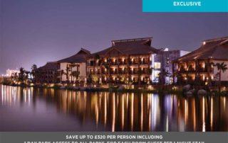 Pearl King Travel Dubai Lapita Hotel, Parks and Resorts