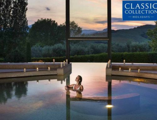 Luxury Spa Holiday in Tuscany - 5 Star Bagni Di Pisa - Pearl King ...