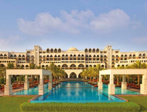 3 NIGHTS 5* JUMEIRAH ZABEEL SARAY, DUBAI