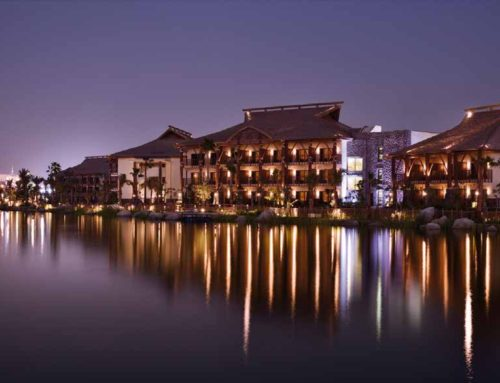 3 NIGHTS 4* LAPITA HOTEL, DUBAI PARKS AND RESORTS