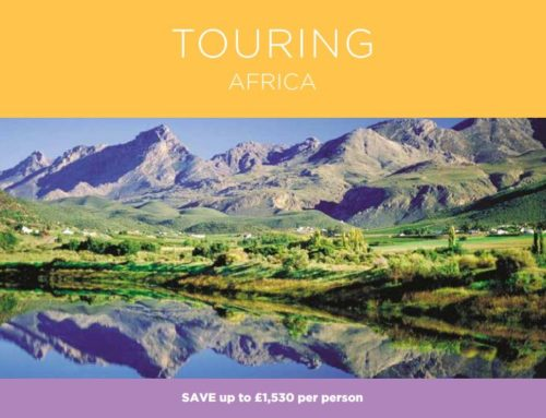 16 day Grand Tour of South Africa