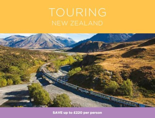 16 day Highlights of New Zealand