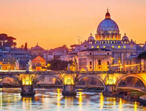 10 nights Ultra-Luxury Rome & the Mediterranean