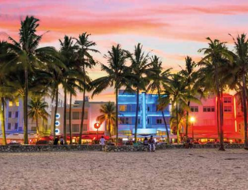 13 nights Luxury Miami Beach, Caribbean & Central America