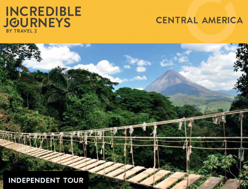 INCREDIBLE JOURNEYS BY TRAVEL2 – CENTRAL AMERICA