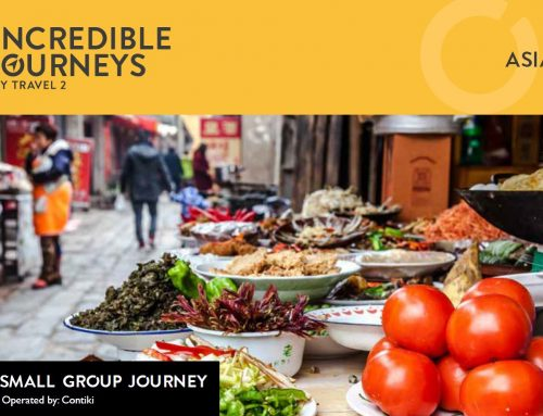 INCREDIBLE JOURNEYS BY TRAVEL 2 – ASIA