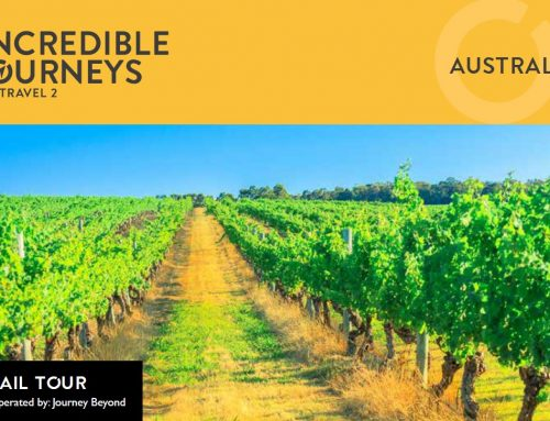 INCREDIBLE JOURNEYS BY TRAVEL 2 – AUSTRALIA