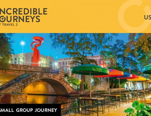 INCREDIBLE JOURNEYS BY TRAVEL 2 – USA