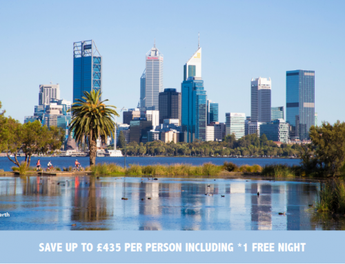 14 DAY PERTH, ADELAIDE & MELBOURNE
