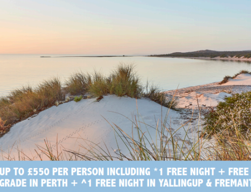 12 DAY DISCOVER PERTH  & THE MARGARET RIVER REGION