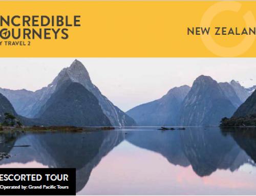 14 day New Zealand Panorama