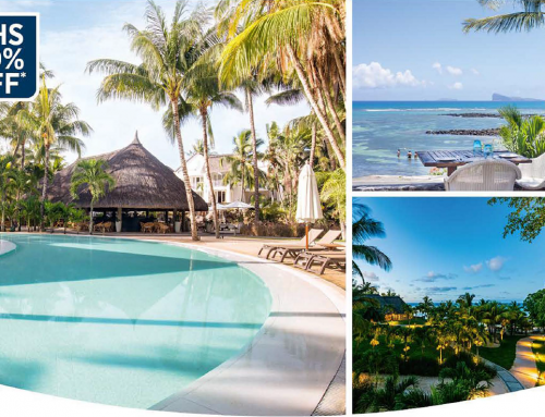 CANONNIER – Beachcomber Golf Resort & Spa – MAURITIUS