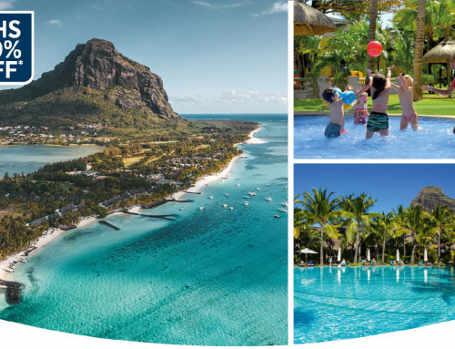 PARADIS – Beachcomber Golf Resort & Spa – MAURITIUS